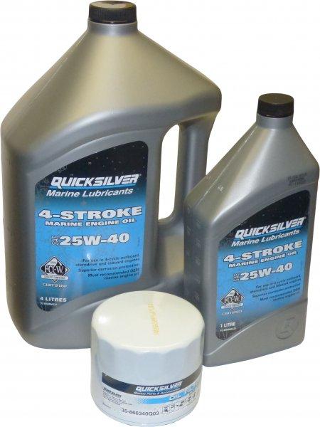 MerCruiser Motoröl Set Angebot
