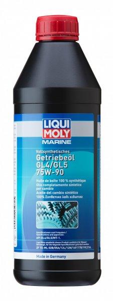 LIQUI MOLY Marine Vollsynthetisches Getriebeöl GL4/GL5 75W-90W